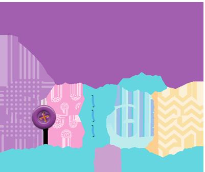 logo ideasconscrap interior