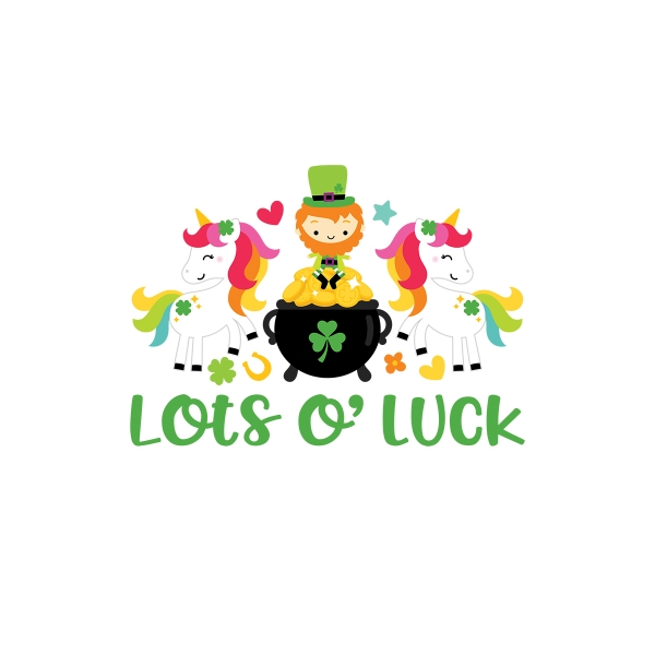 LOTS O LUCK