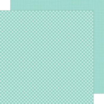 Petite Prints - Gingham - linen